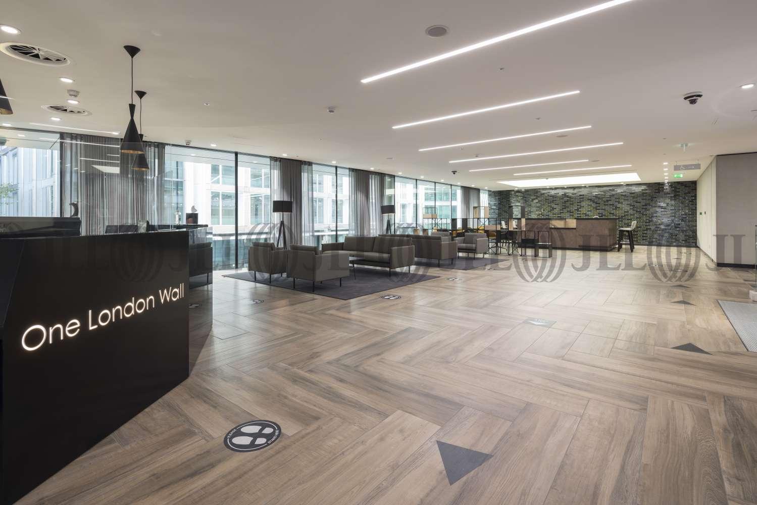 Office London, EC2Y 5JU - 1 London Wall