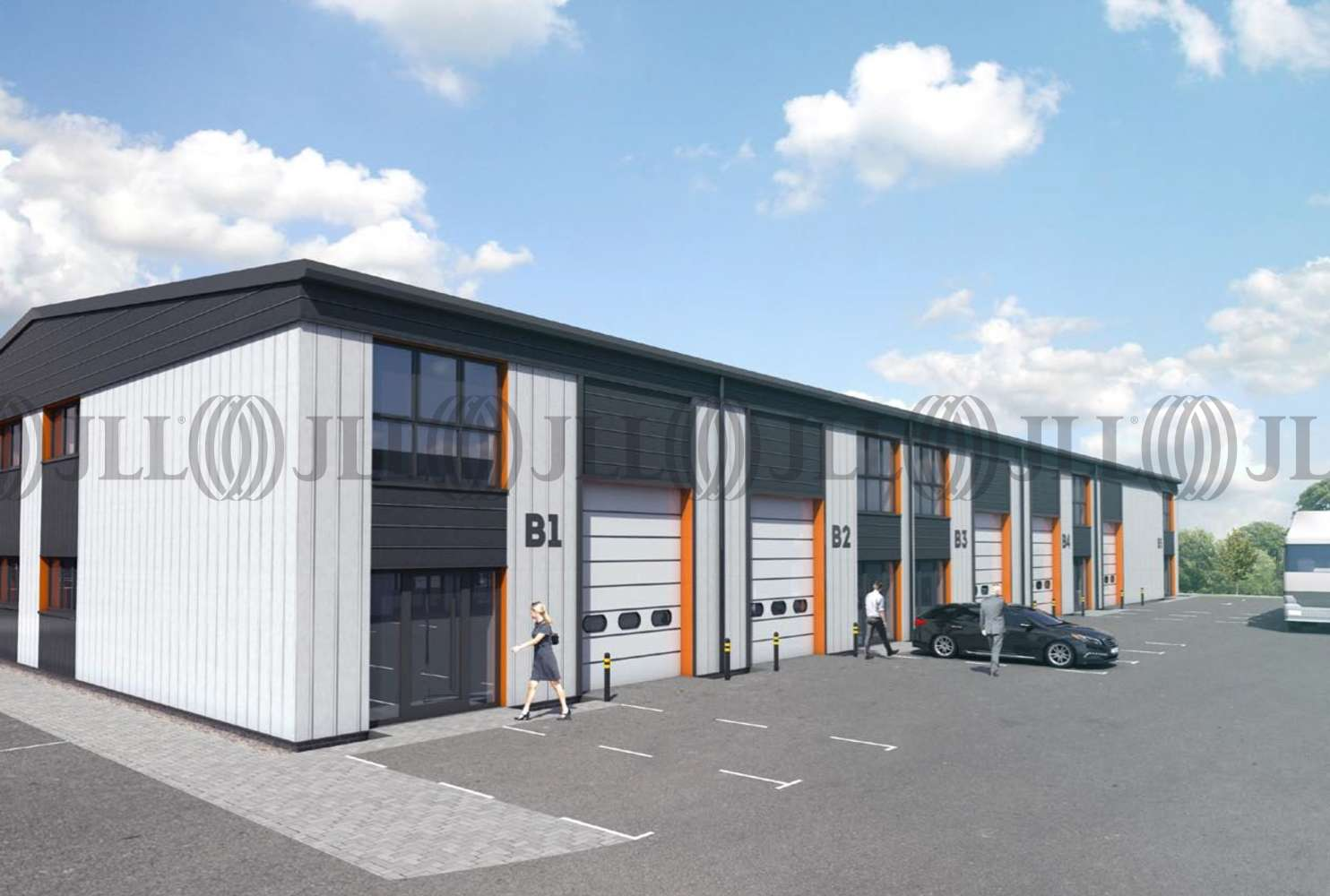 Industrial Chippenham, SN14 0GT - Unit C4 - Ashville Court