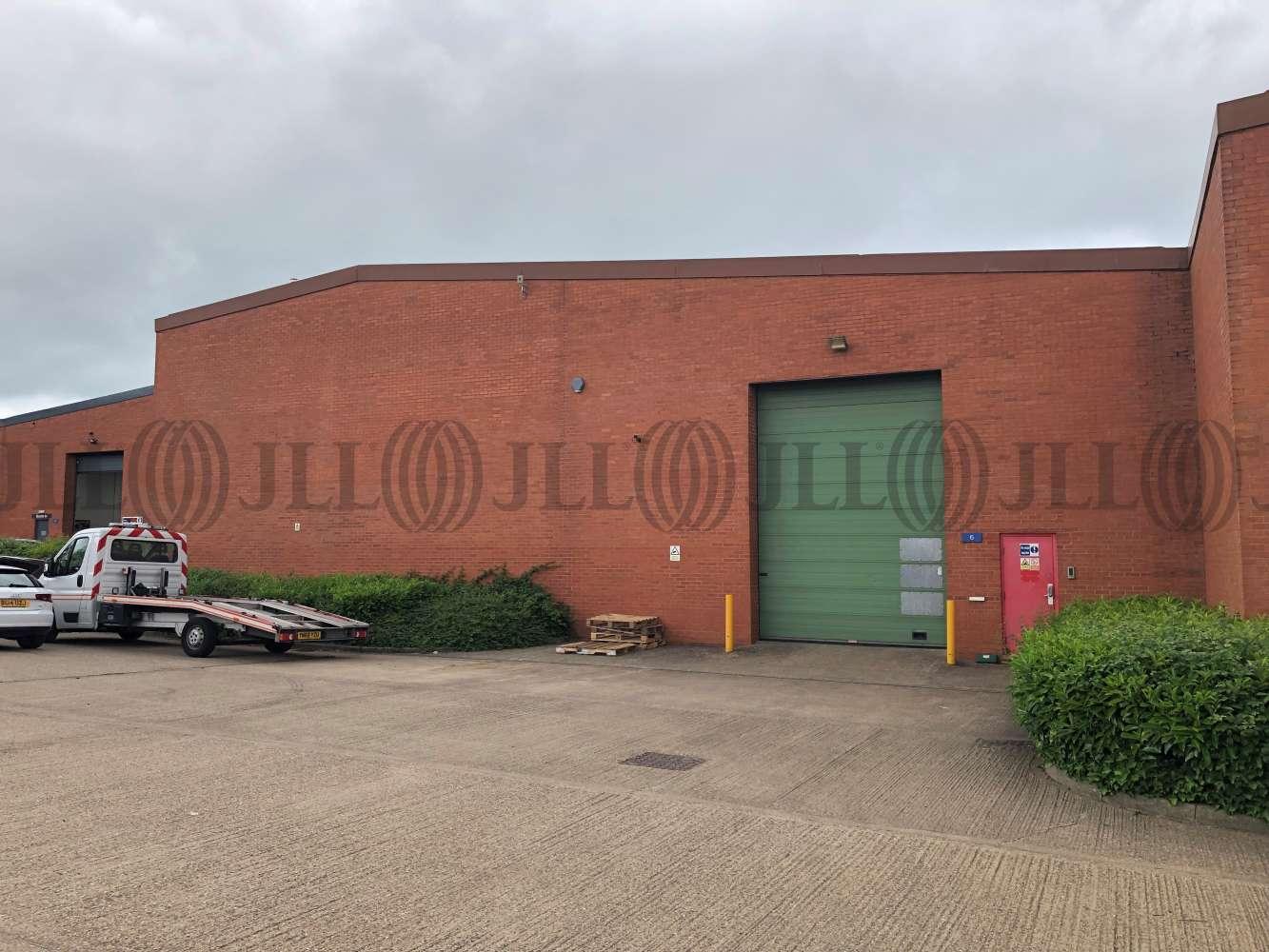 Industrial Milton keynes, MK8 0AB - Unit 6, Crownhill Business Centre