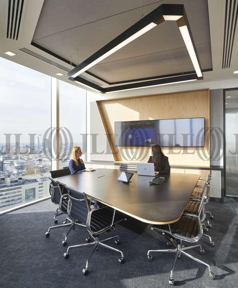 Office London, EC2A 2EW - The Broadgate Tower