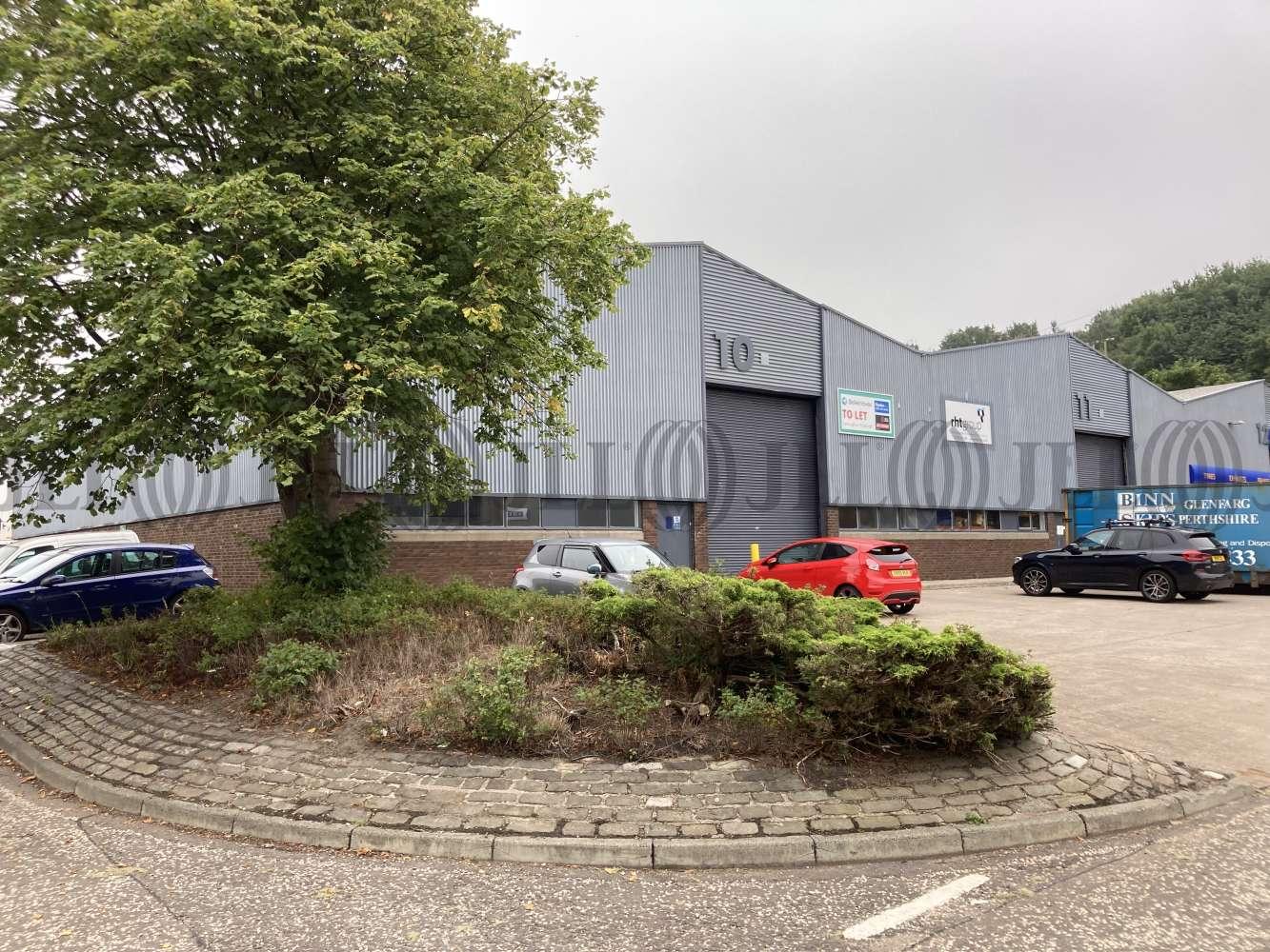 Industrial Inverkeithing, KY11 1HZ - Unit 10 Belleknowes Industrial Estate