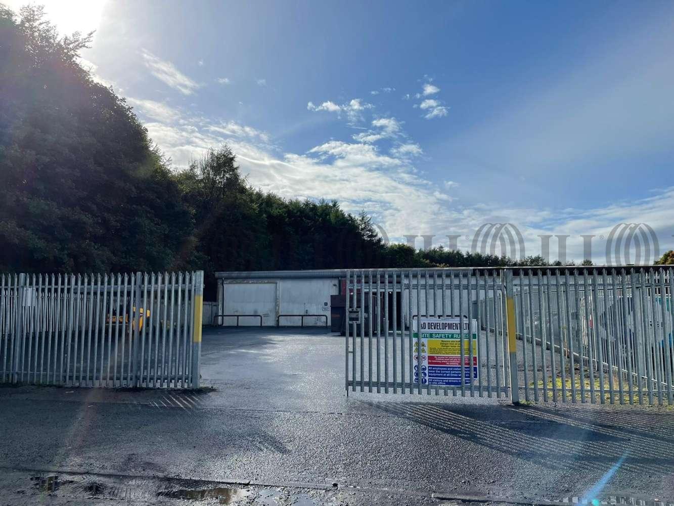Industrial Cumbernauld, G68 0EF - 25-27 Napier Road