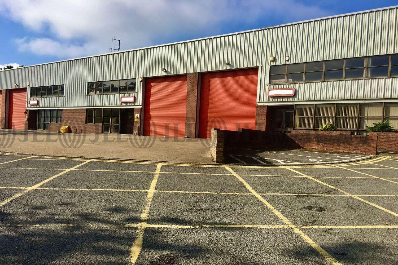 Industrial Chessington, KT9 1ST - Unit 10, Chessington Park Industrial Estate