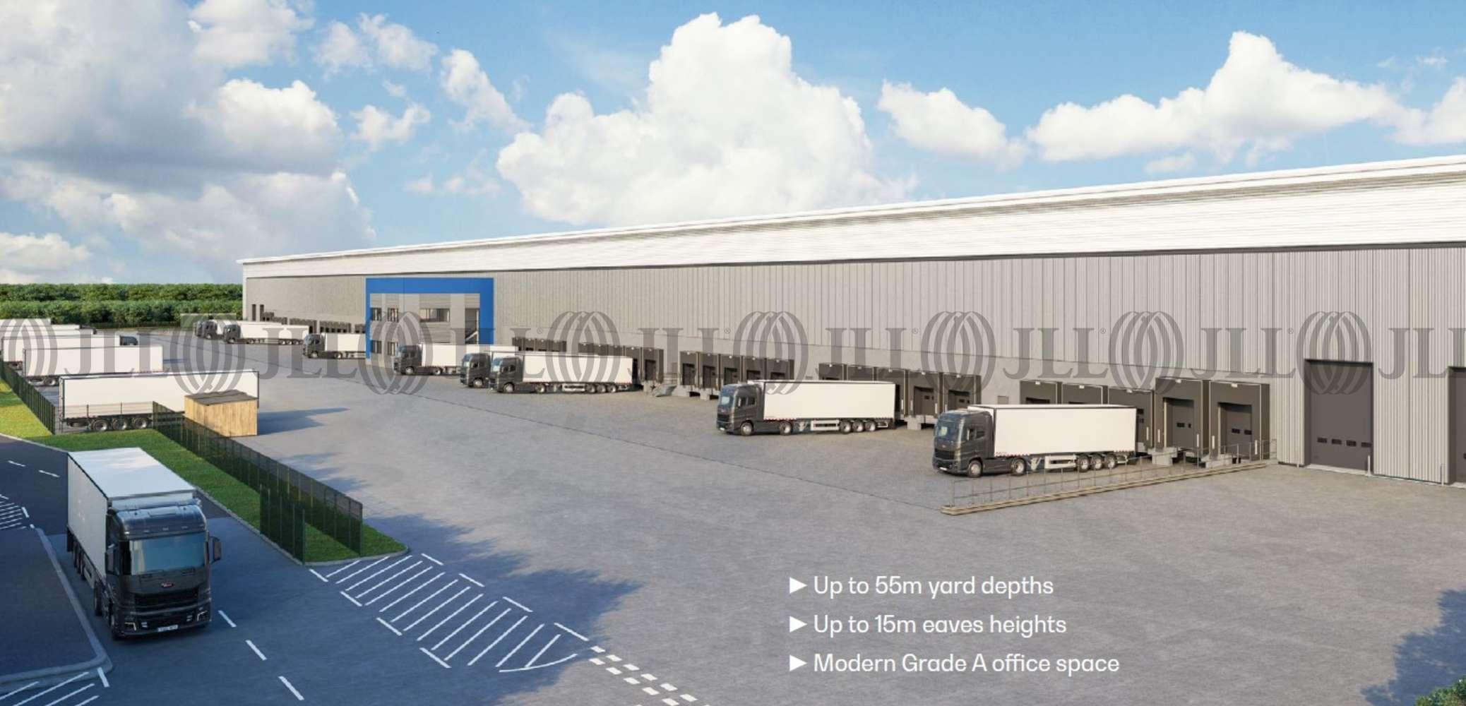Industrial Coventry, CV2 2TA - Coventry Logistics Park