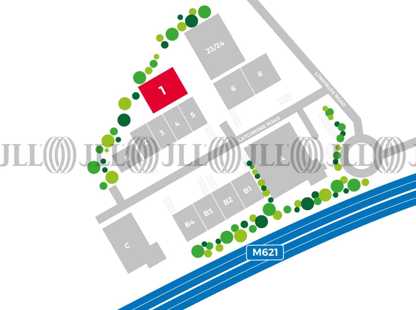 Industrial Leeds, LS12 6DN - Unit 1 Latchmore Industrial Park