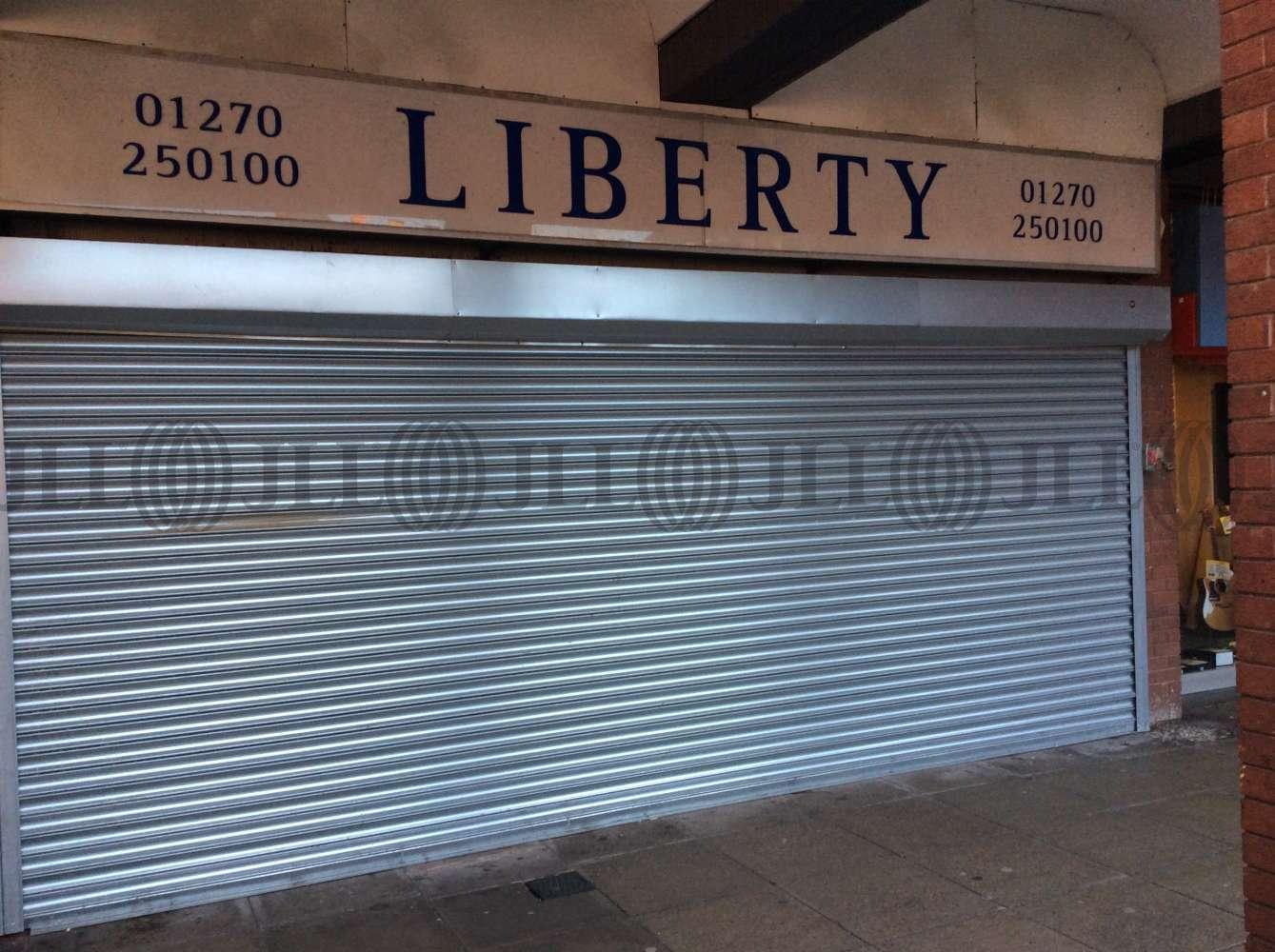 Retail shopping centre Crewe, CW1 2PU - Unit 3