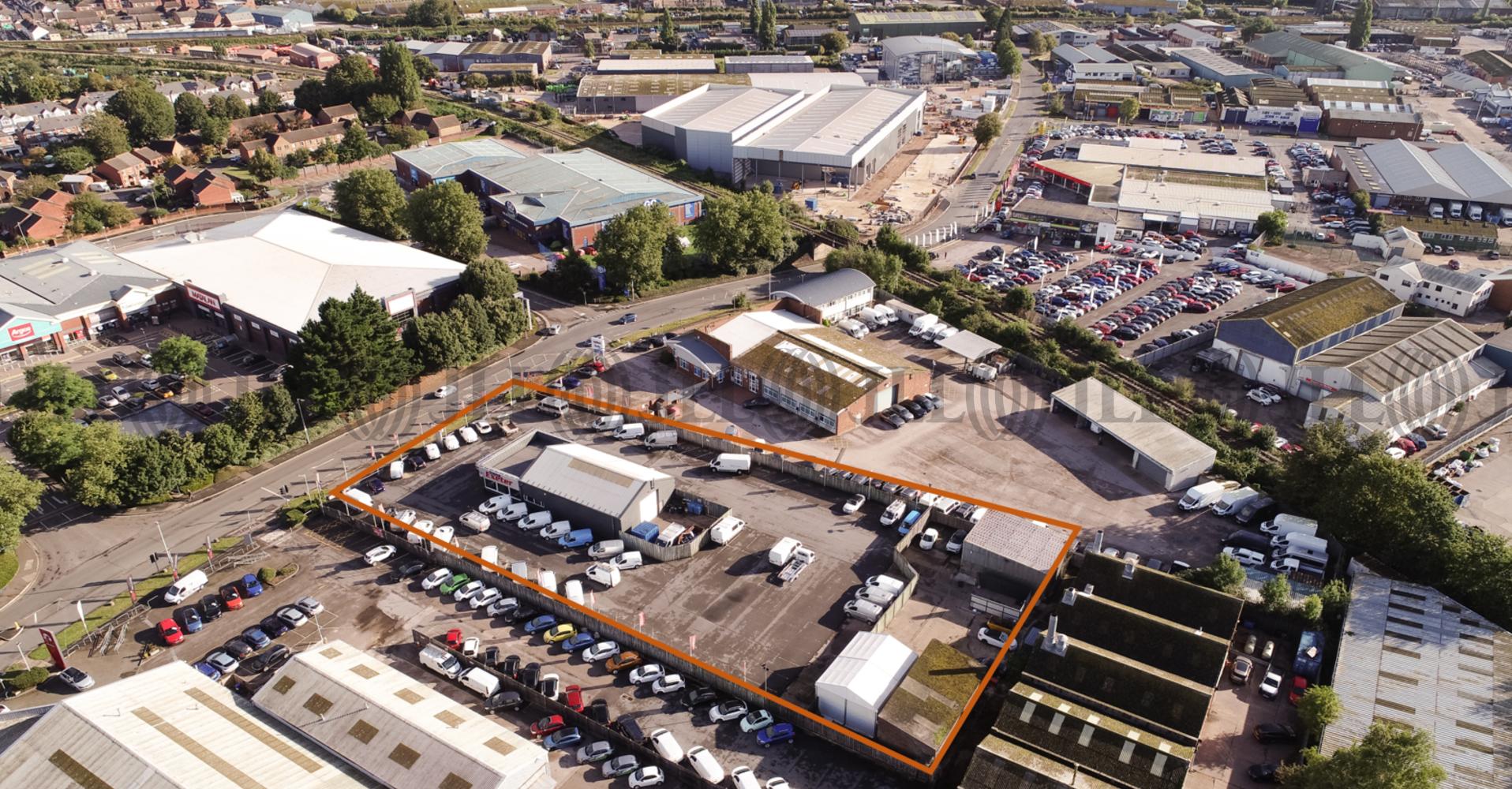 Industrial Exeter, marsh barton trading estate, EX2 8LW - 10 MBR