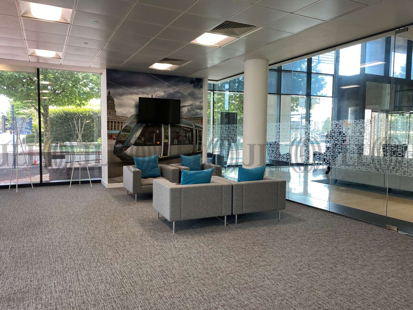 Office Cardiff, CF10 5AB - Ground Floor, 2 Callaghan Square