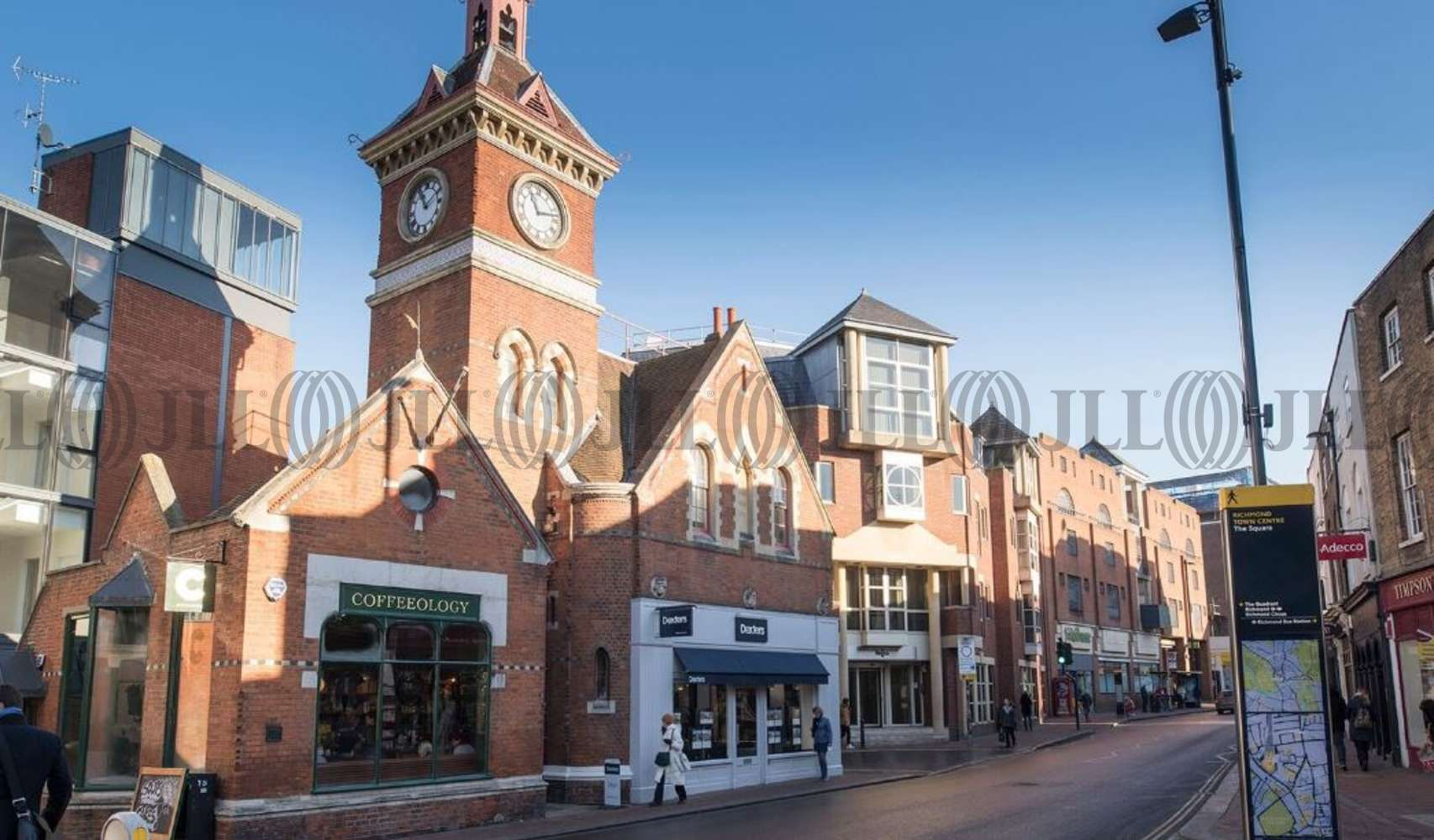 Serviced office Richmond, TW9 1AE - 2 Sheen Road