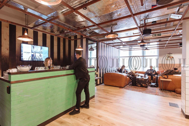 Serviced office London, EC1N 2SW - WeWork, Waterhouse Square