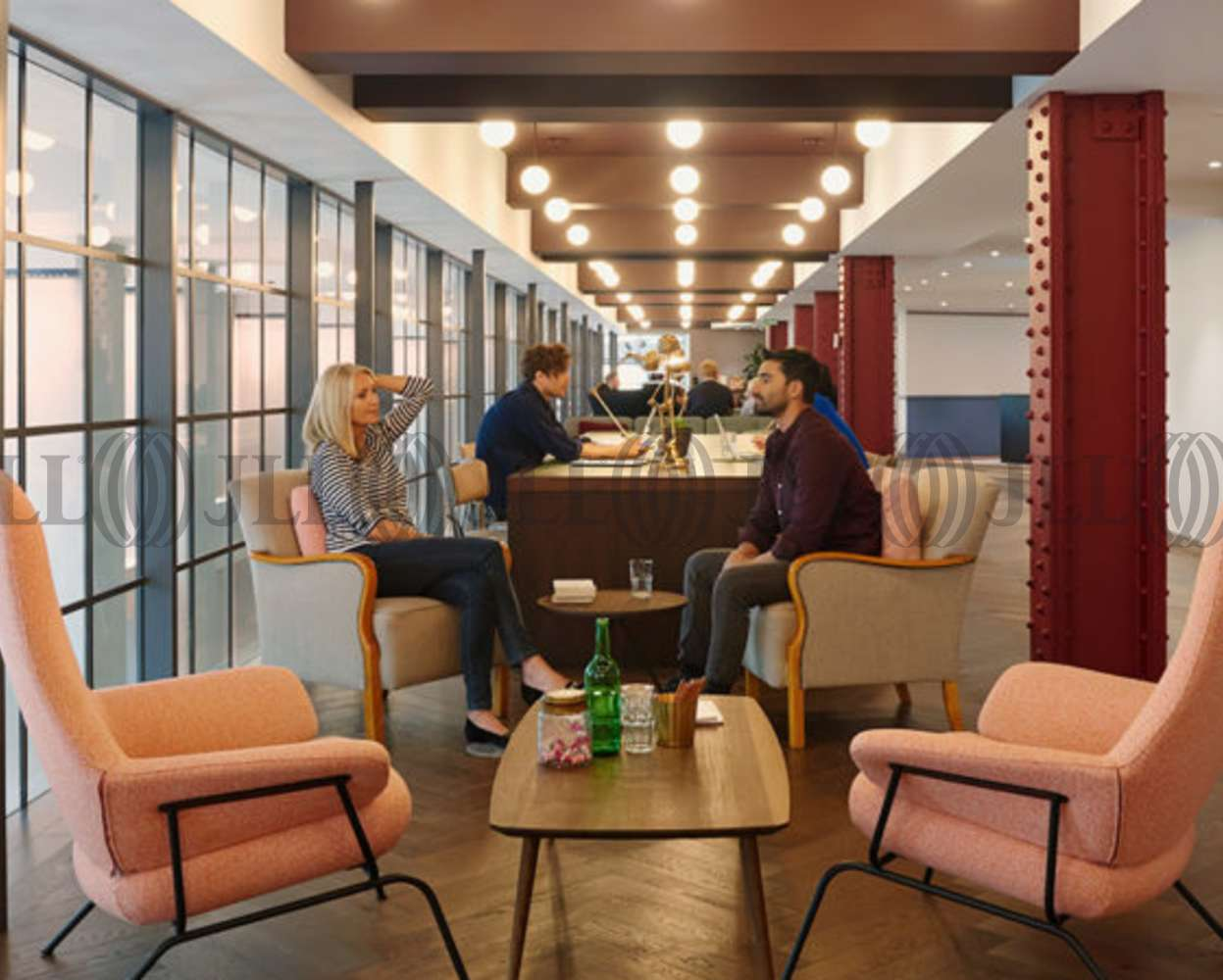 Serviced office London, WC1A 2SL - The Bloomsbury Building