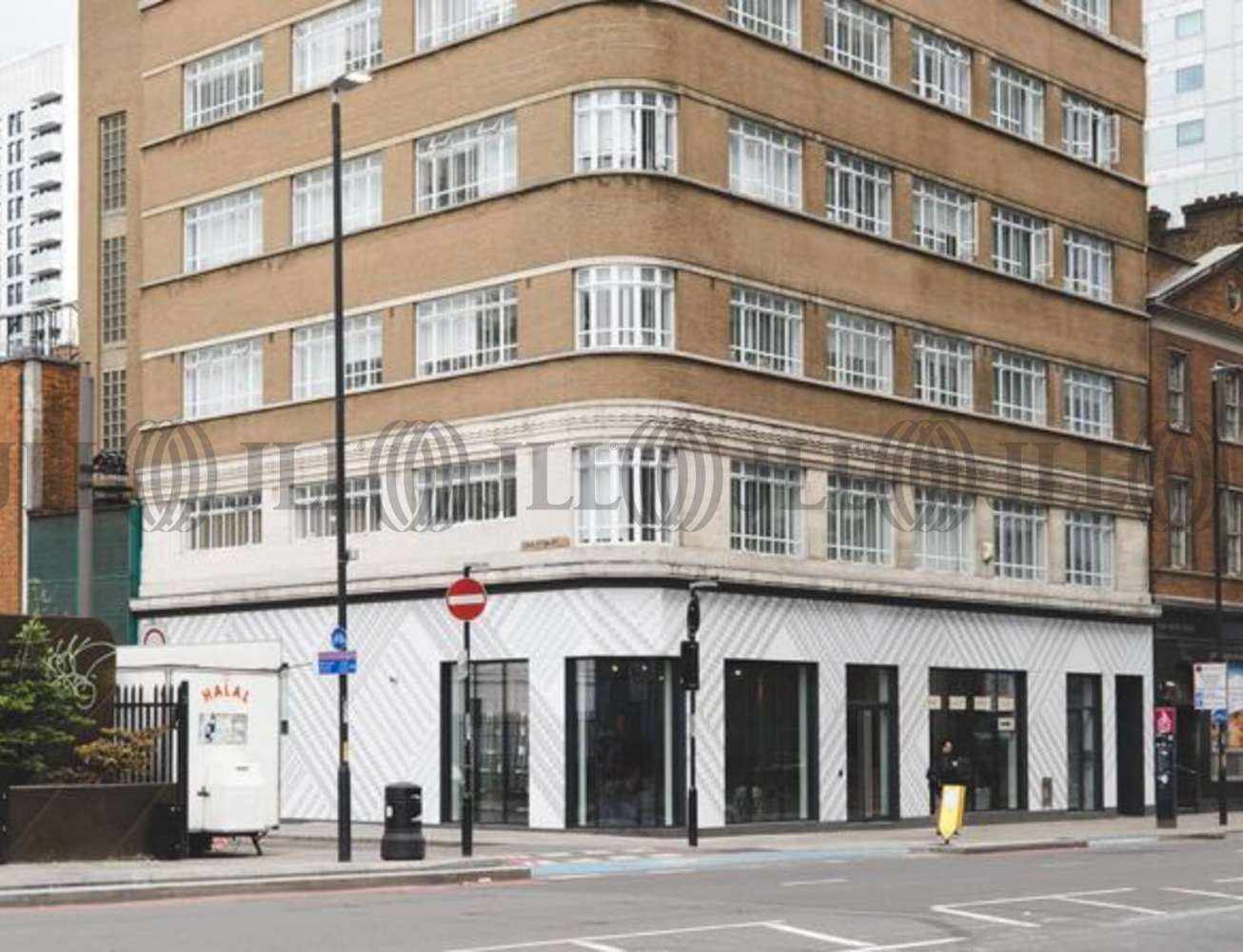 Serviced office London, E1 7QA - 133, Whitechapel High Street