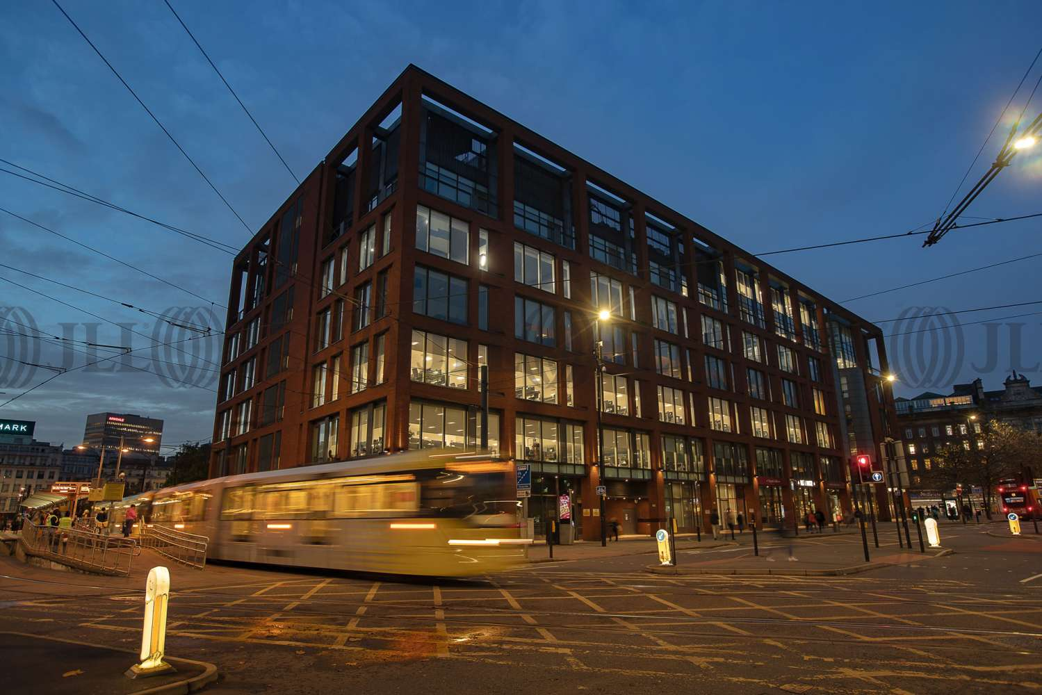 Office Manchester, M1 1RG - One Piccadilly Gardens