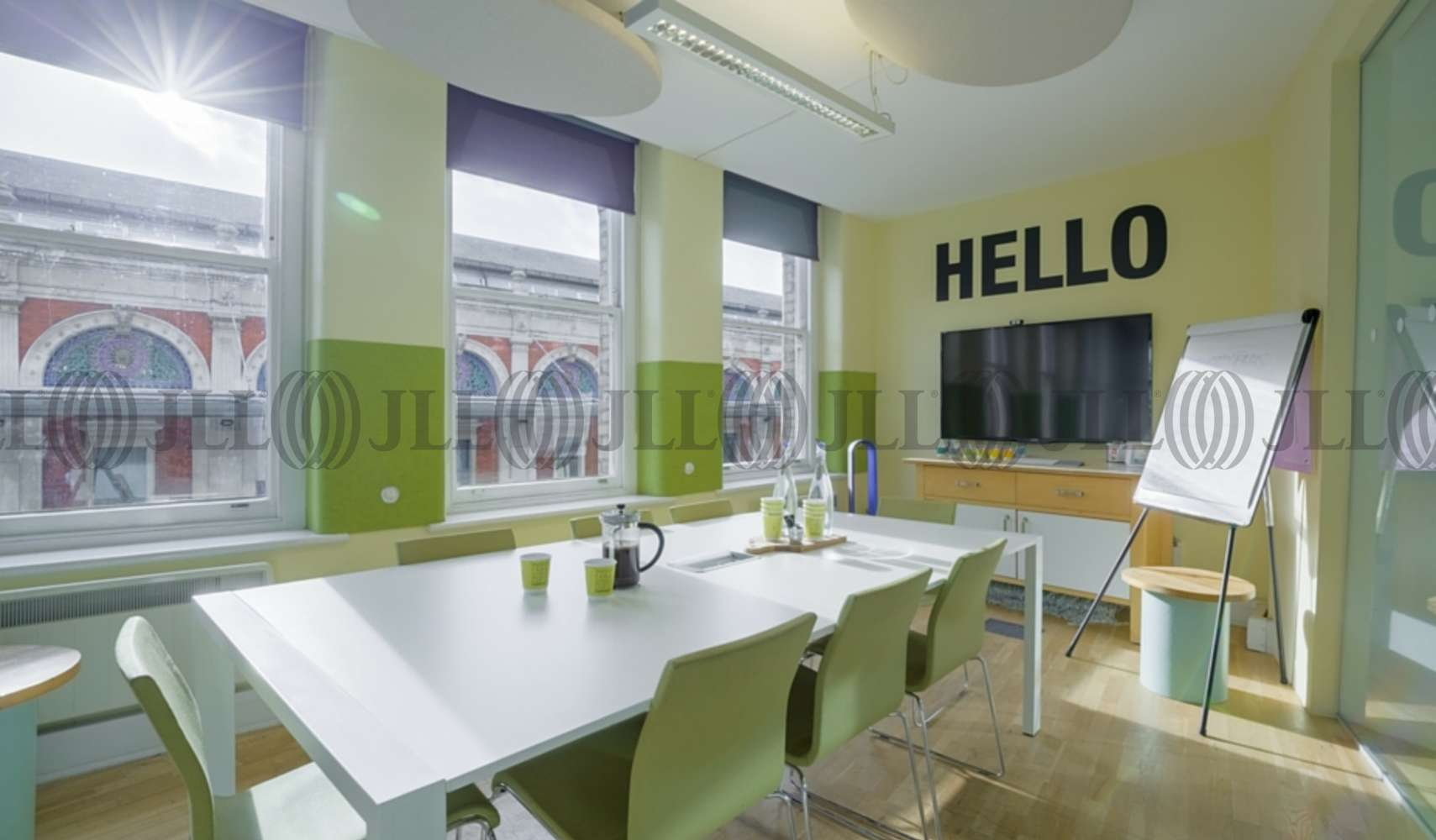 Serviced office London, EC1M 6HJ - 87, Charterhouse Street