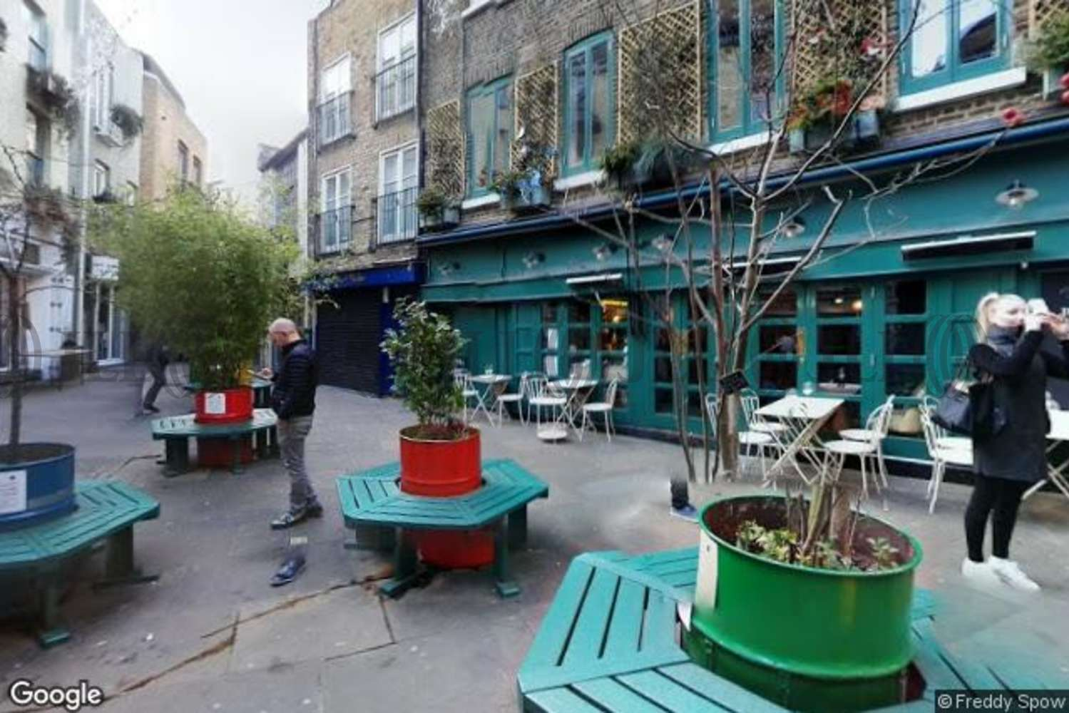 Serviced office London, WC2H 9DP - 1, Neal's Yard