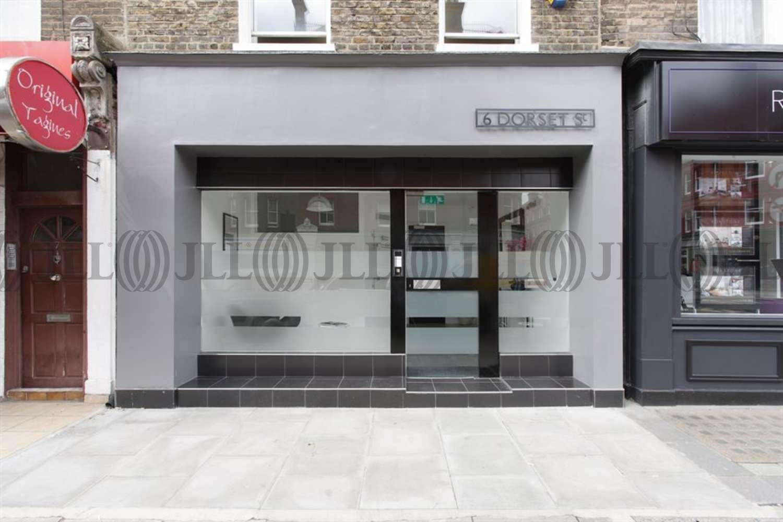 Serviced office London, W1U 6QL - 6, Dorset Street
