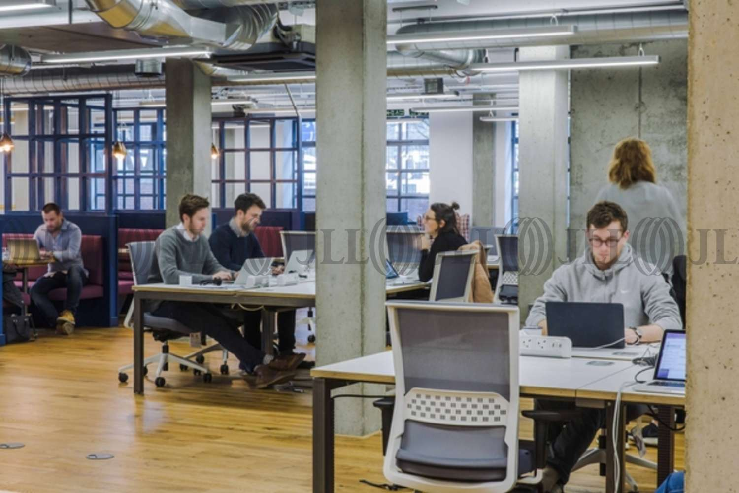 Serviced office London, N1 7LP - Tagwright House