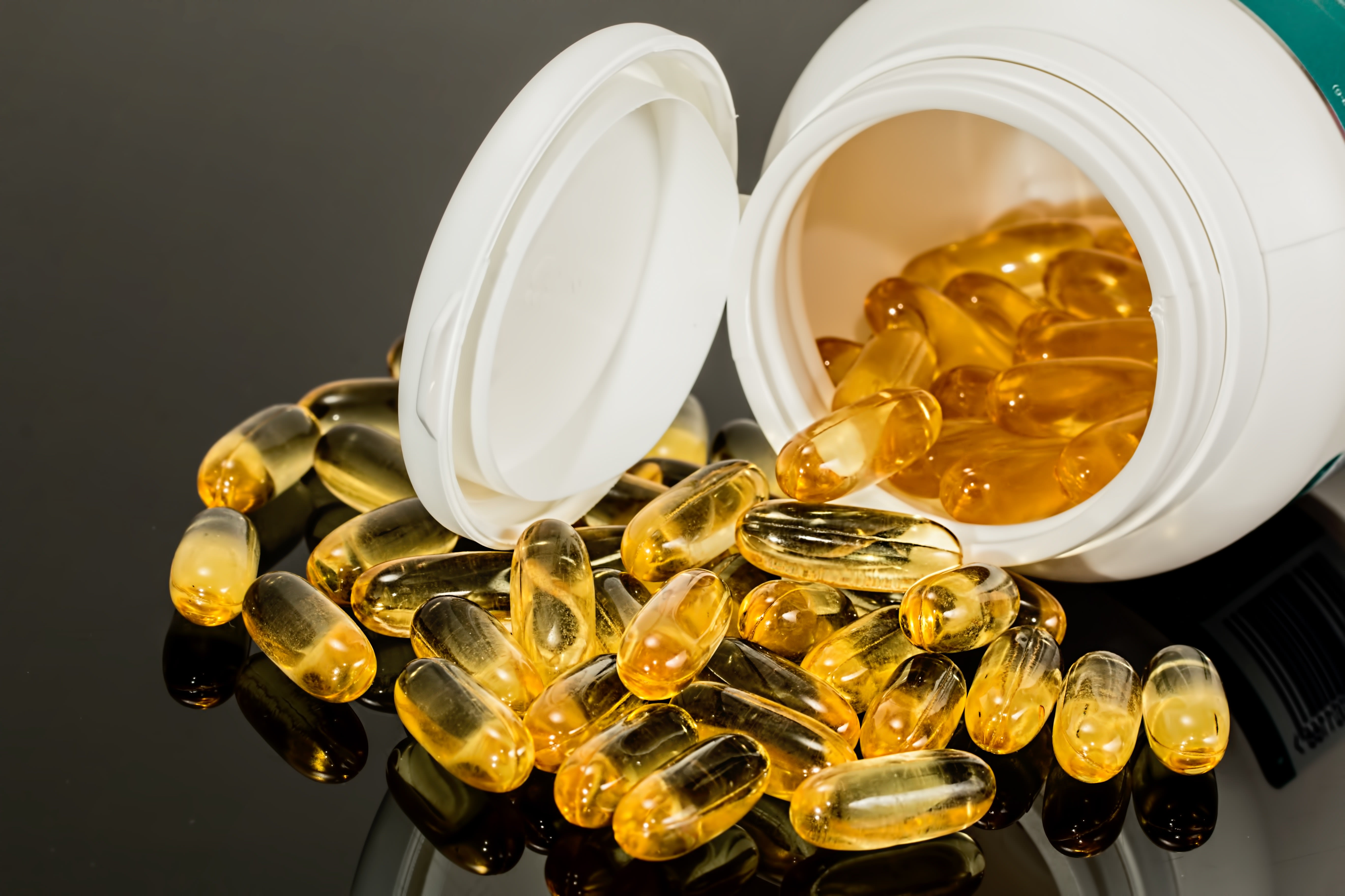 supplements based on pumpkin seed oil