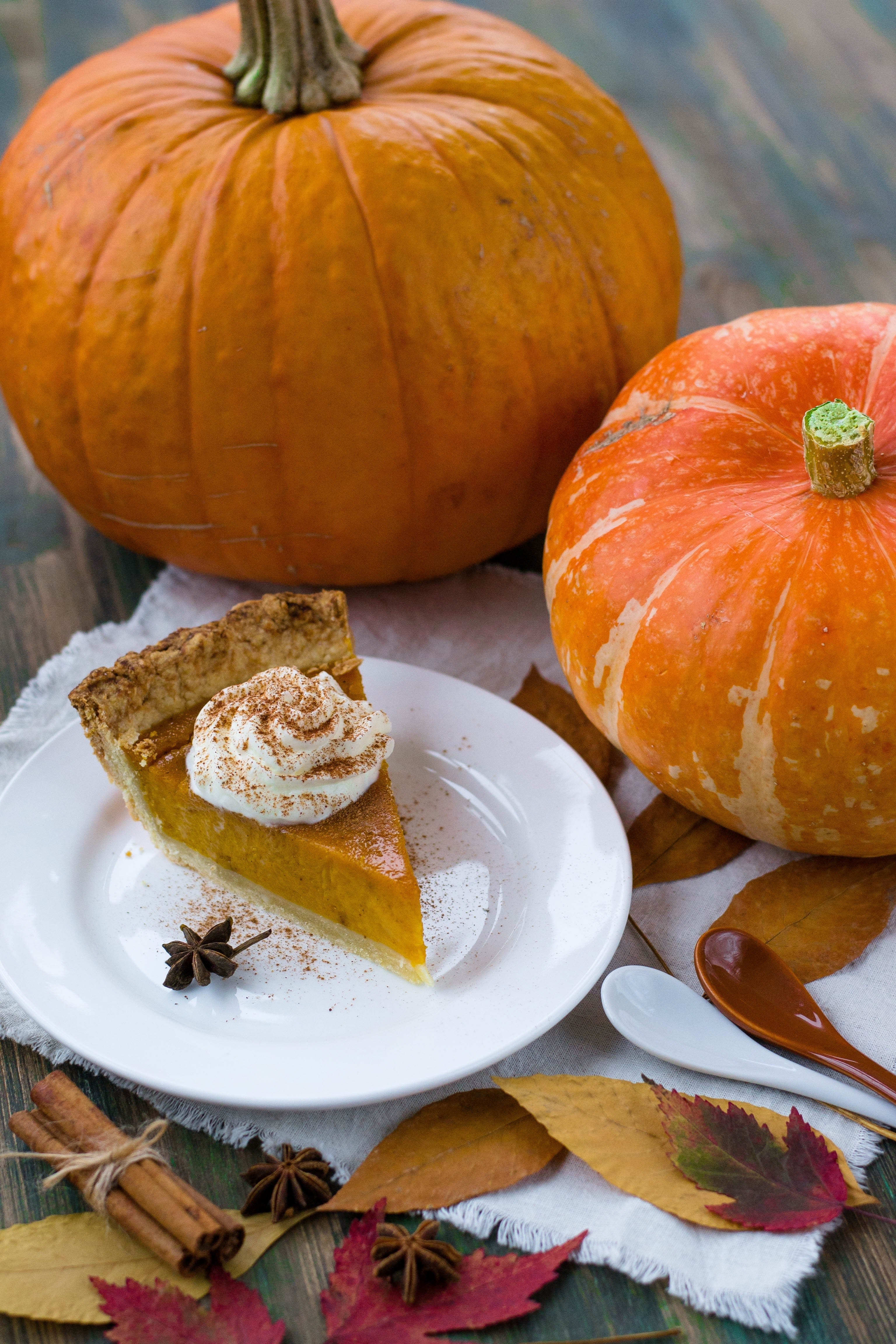 Italian pumpkin cheesecake