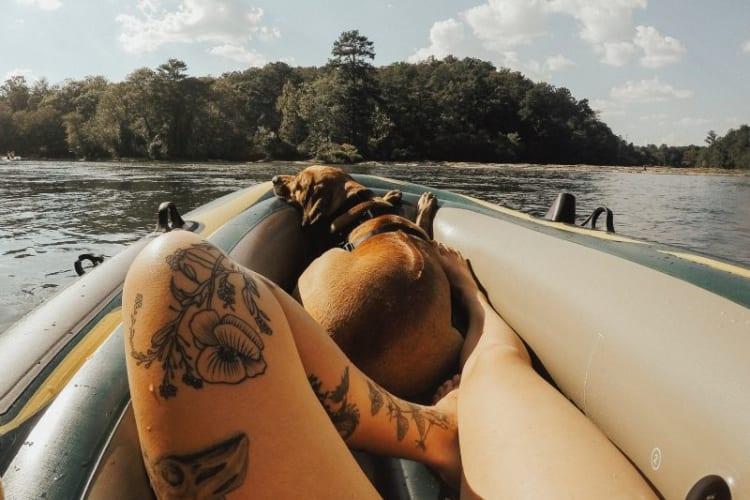 Anestop helps tattooed skin