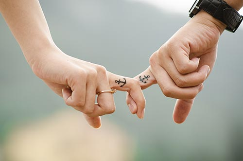 Anestop removal tattoos - Love -