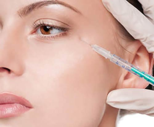 mesotherapy tratments with injections