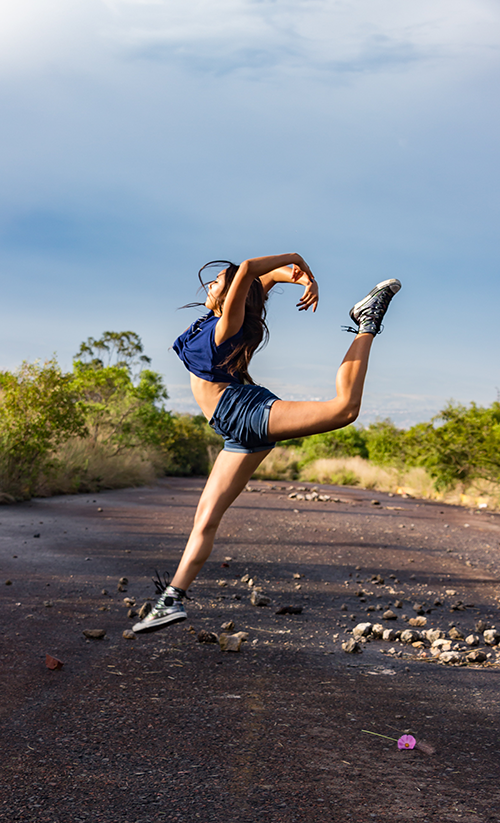 exercise maintains body and skin health