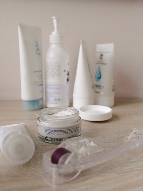 A good skincare routine