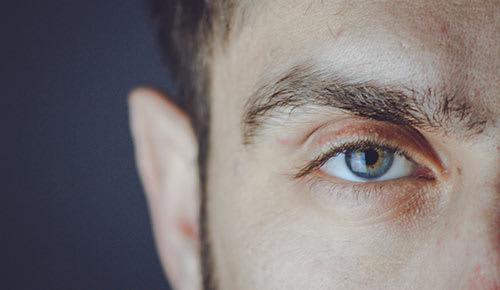 Anestop Men's eyebrows