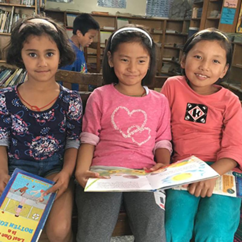 Global Action teams support United Nations Sustainable Development Goal 4 in India to improve access to education featured image