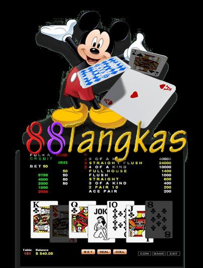 Judi Tangkas Online Indonesia 88TANGKAS