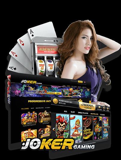 Judi Slot Online Jackpot Terbesar JOKER GAMING