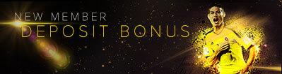 bonus deposit new member
