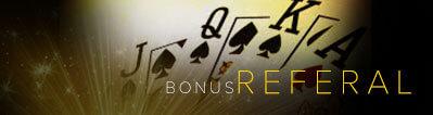 bonus referal