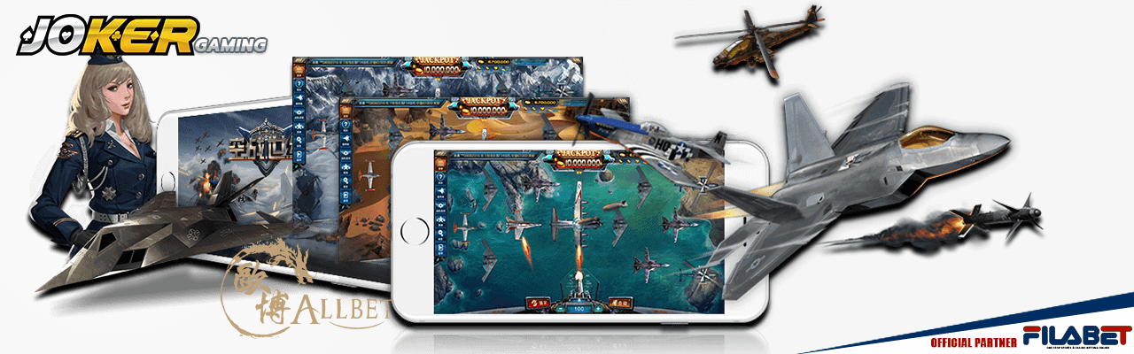 Game Tembak Pesawat Air Fighter