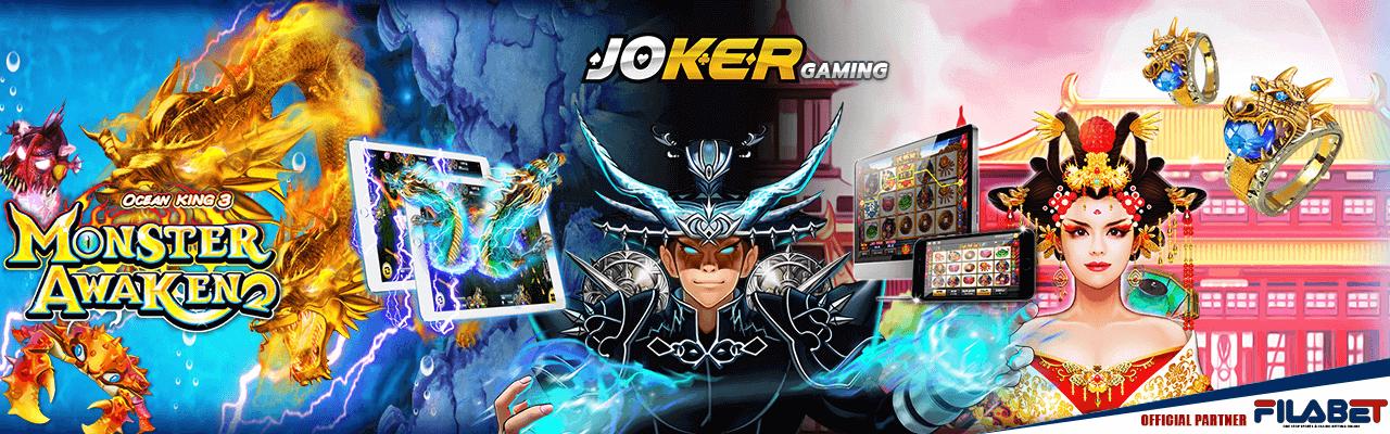 Game Tembak Ikan Online dan Judi Slot Online JOKER123 GAMING