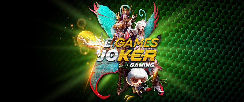 Game Ikan dan Slot Online JOKER GAMING