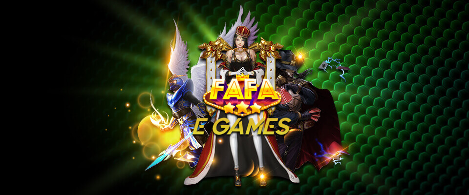 Game Judi Slot dan Casino FAFA SLOT