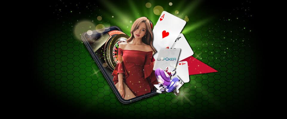 IDNPOKER Permainan Poker Online dan Ceme Online Indonesia