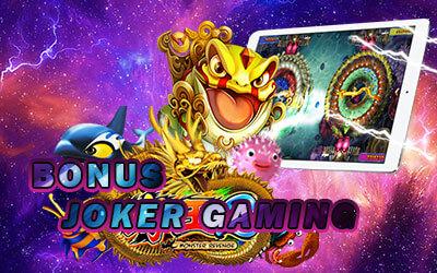 Promo Welcome Bonus JOKER123 GAMING