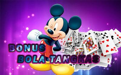 Promo Welcome Bonus Bola Tangkas