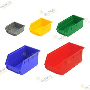 Plastic Small Parts Bin