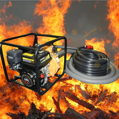 Petrol Fire Fighting Water Pump