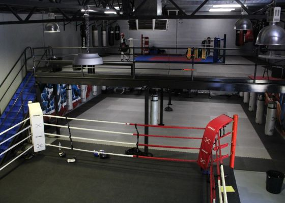 Mezzanine floor for local gym, Belmont, WA