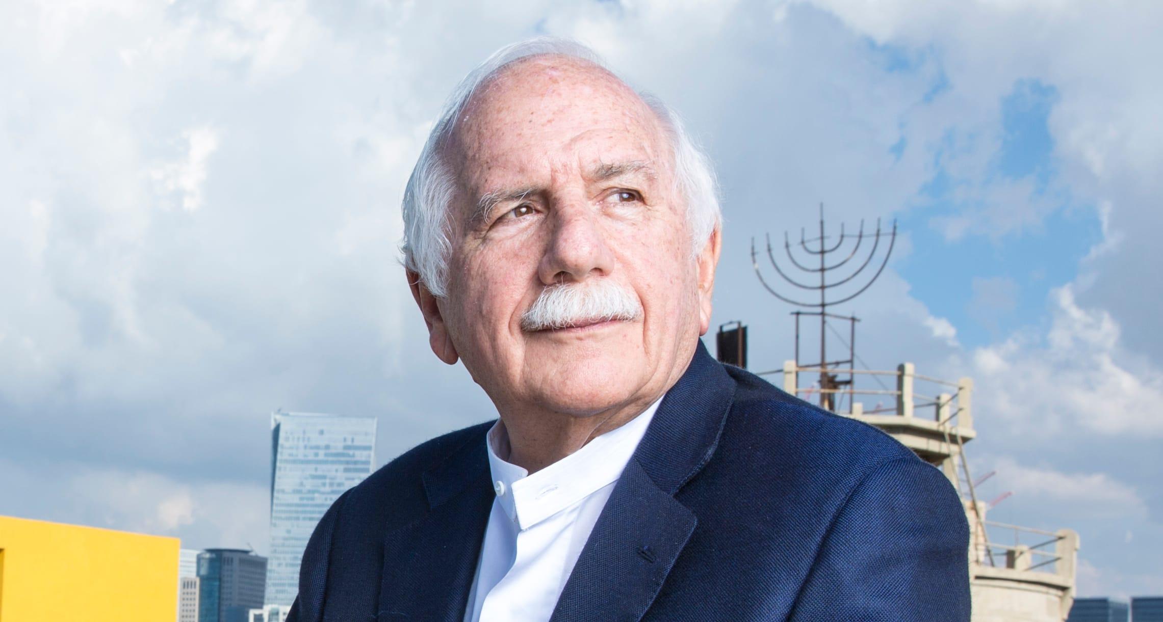 משה ספדי, אדריכל / צילום: ענבל מרמרי