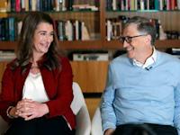 ביל ומלינדה גייטס בשנת 2019, מספר חודשים לפני תחילת הדיונים על גירושים / צילום: Associated Press, Elaine Thompson