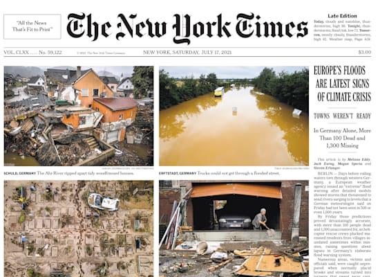ניו יורק טיימס 17.7.21
