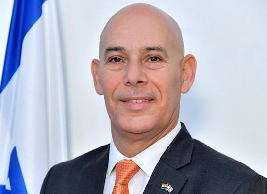 """שגריר ישראל בהודו, ד""""ר רון מלכא / צילום: משרד החוץ"""