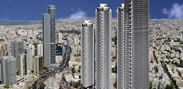 מגדל יורוקום / צילום: יח''צ