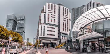 פרויקט גינדי TLV, בתל אביב.  הגדול בארץ / צילום: Shutterstock